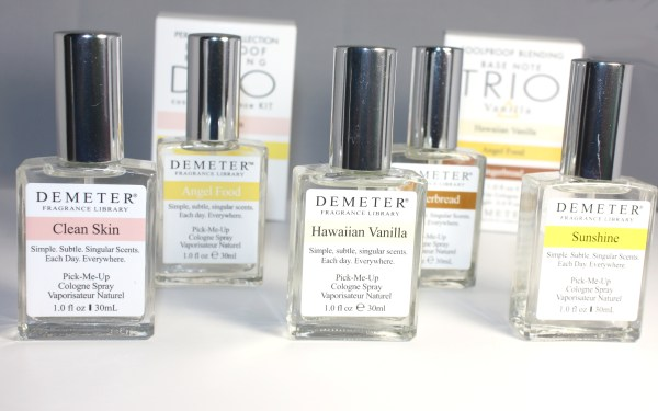 Blending My Own Custom Scent with Demeter Fragrance Library0