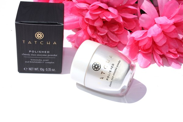 Tatcha Polished Classic Rice Enzyme Powder-review- exfoliators-skincare-001