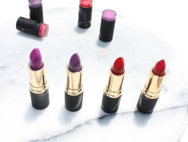 Dame Occasionnel Matte Lipstick Set-004