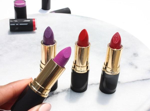 Dame Occasionnel Matte Lipstick Set-008