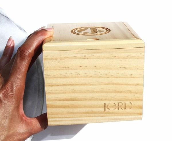 My JORD Wood Watch-007