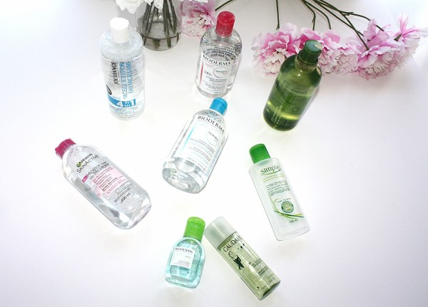 THE MICELLAR WATER EDIT