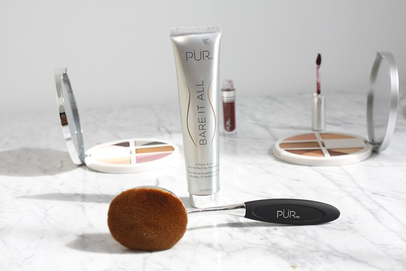 GETTING TO KNOW PÜR COSMETICS
