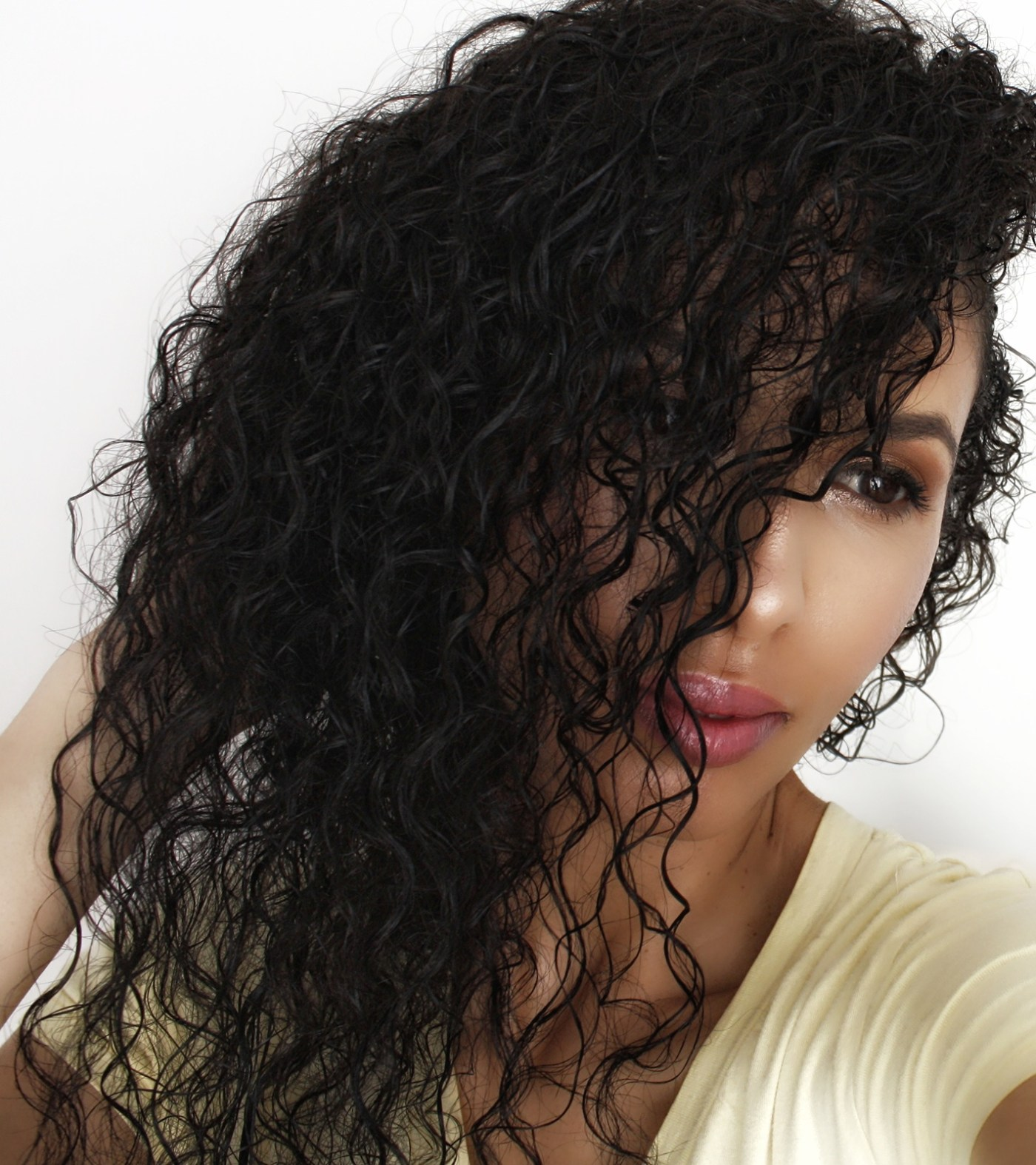 3 diy hair masks for natural hair - face to curls
