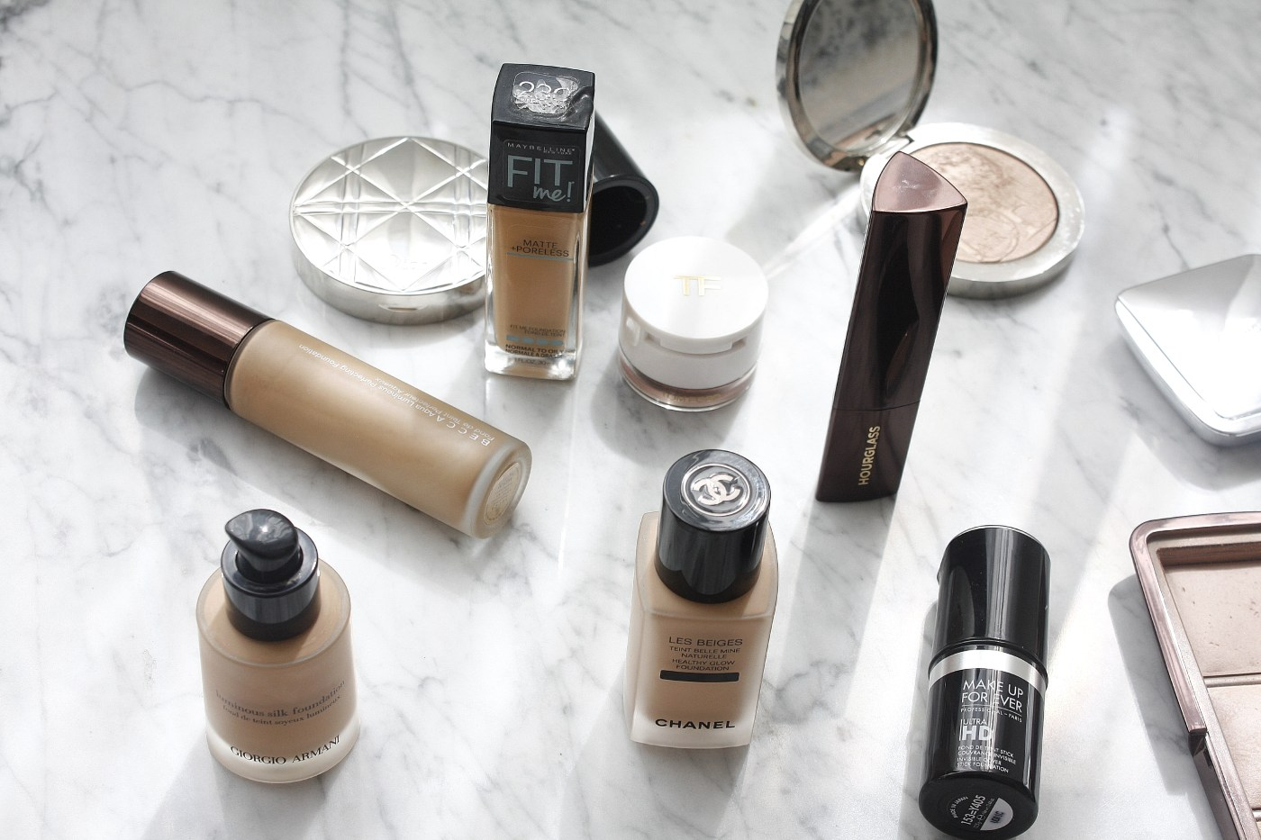 FOUNDATIONS THAT ARE PERFECT FOR EVERY SKIN TYPE