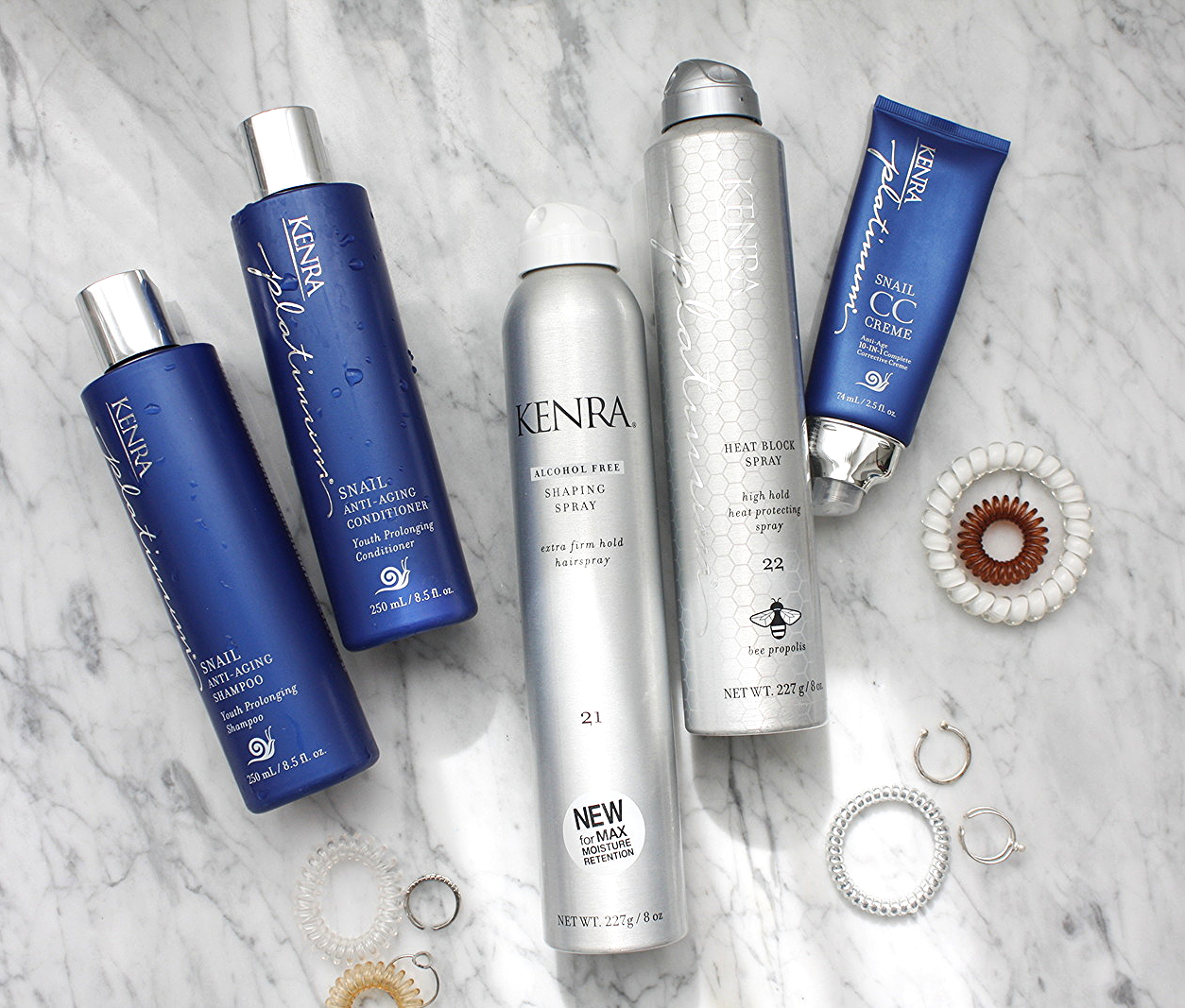 KENRA PROFESSIONAL LAUNCHES NEW LINE