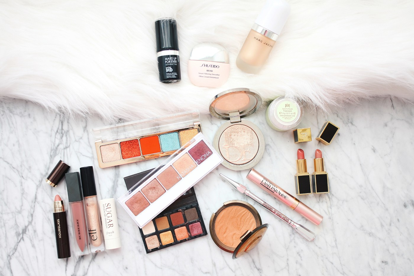 MY 2017 BEAUTY FAVOURITES
