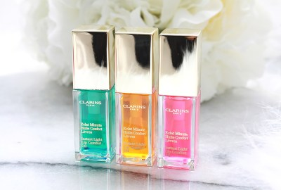 CLARINS INSTANT LIGHT LIP COMFORT OILS
