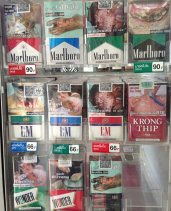 Don't smoke that.