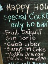 Daiguilis and Cuba Libers!