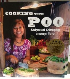 Cookbook in Bangkok airport