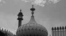 The Royal Pavilion is a former royal residence located in Brighton, England, United Kingdom. It was built in three stages, beginning in 1787, as a seaside retreat for George, Prince of Wales, who became the Prince Regent in 1811