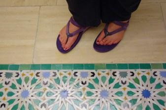 Met Museum tiles