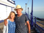 Jane and David