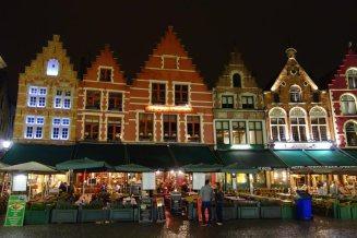 Bruges Central Markt