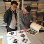 Chuan with Arthur Tress