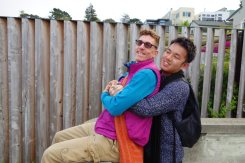 Tom and Chuan