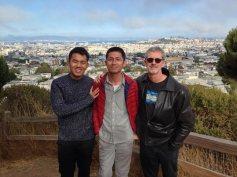 Chuan, Joe, Simon