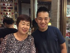 Chuan's mother