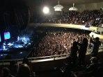 at the AIR concert at Masonic Auditorium