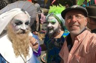 Sisters of Perpetual Indulgence at Faerie Freedom Village