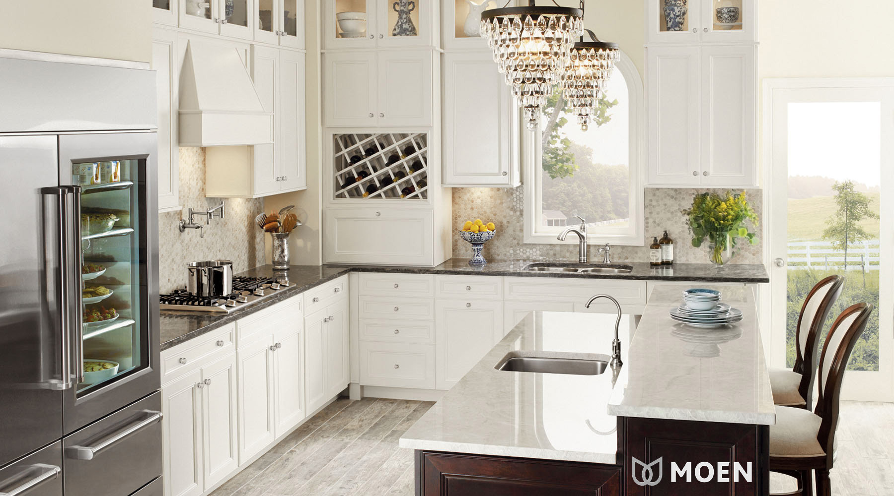 moen kitchen fisher faucets home facets showrooms offer a variety of luxury products including an expansive selection plumbing hardware and accessories that combine beautiful form