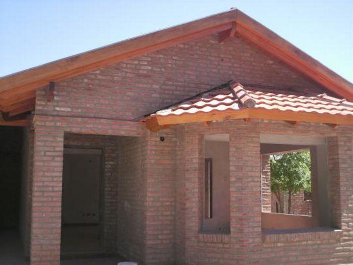 Fachadas de Casas de Ladrillo  Todo Fachadas