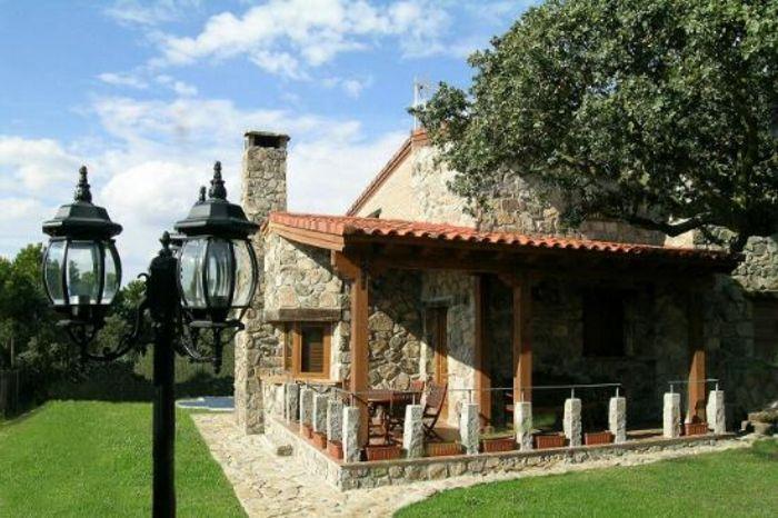 Fachadas de Piedra  Fachadas de Casas