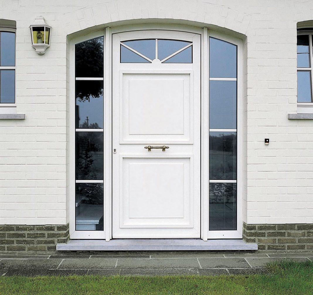 Dise os de puertas modernas para exteriores puerta de - Puertas exteriores modernas ...