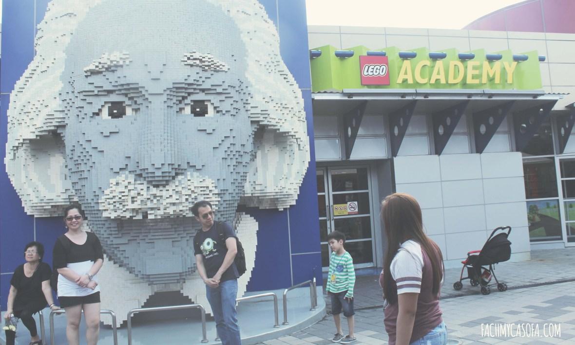lego academys