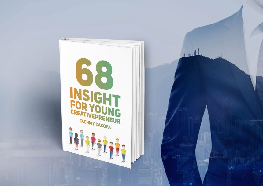 [Free Ebook!] 68 Insight for Young Creativepreneur