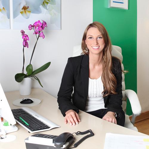 Melanie Stettner - Inhaberin vom Fachpflegeteam elai