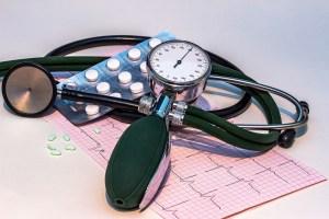 Blutdruckwerte bei älteren Menschen