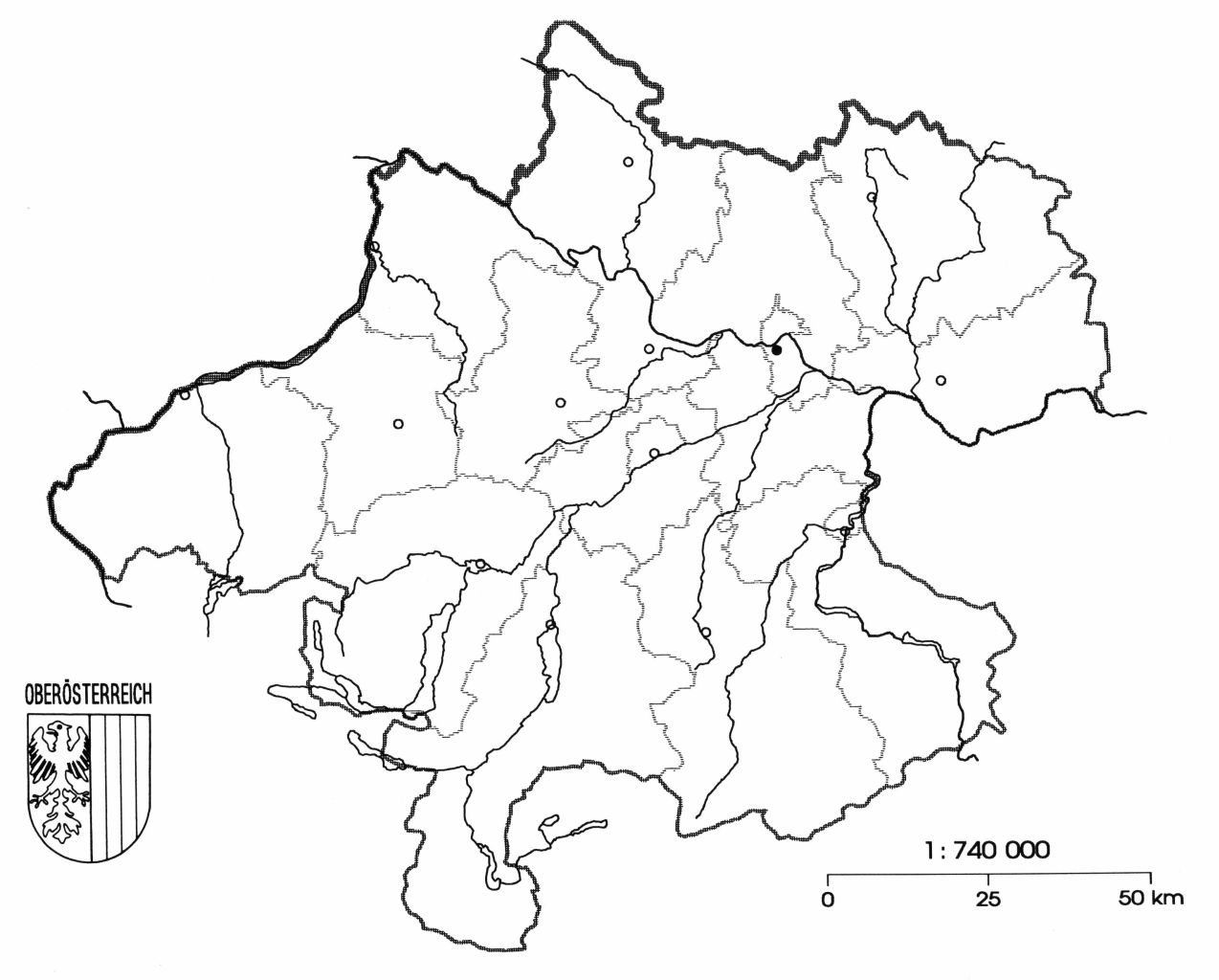Oo Landkarte