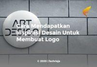 Cara Mendapatkan Inspirasi Desain Untuk Membuat Logo