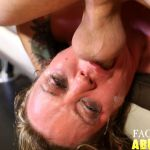 Facial Abuse Mallory Taylor