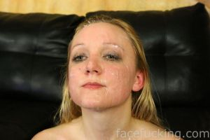 Face Fucking Anneliese