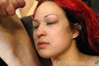 Facial Abuse Devon O'Reilly 2