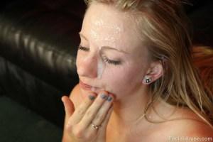Facial Abuse Jolee 2