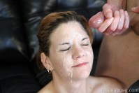 Facial Abuse Hazel Allure 2