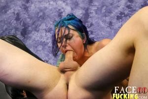 Face Fucking Orion Starr