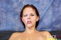 Face Fucking Zara Ryan