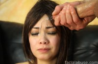 Facial Abuse Leilani Vega