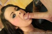 Facial Abuse Vanessa Holmes