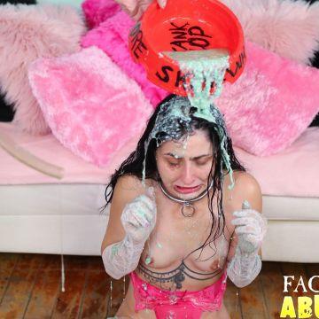 Facial Abuse Pusti