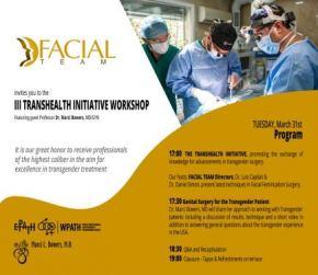 3rd Transhealth Initiative Workshop
