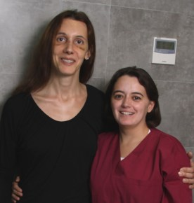 FFS Patient: Alessandra Bernaroli, a real smile, even if it hurts