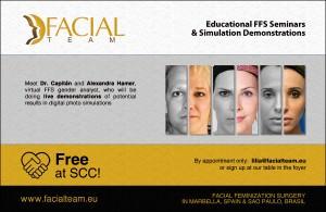 Facial Team at SCC 2014