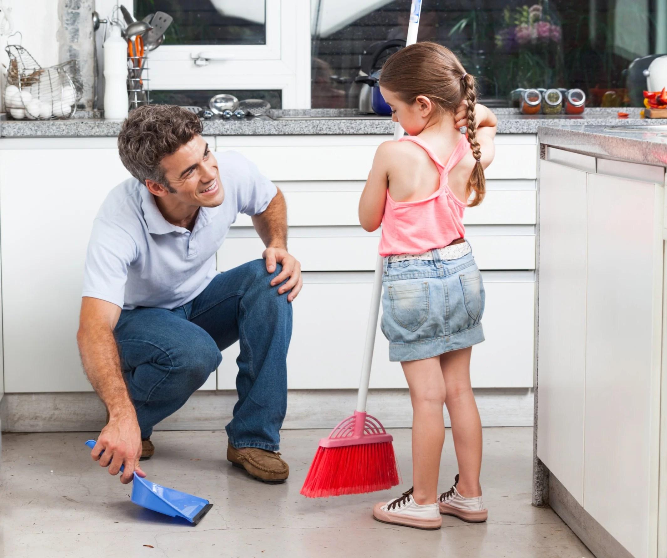 10 Consigli Per Pulire La Casa Da Cima A Fondo