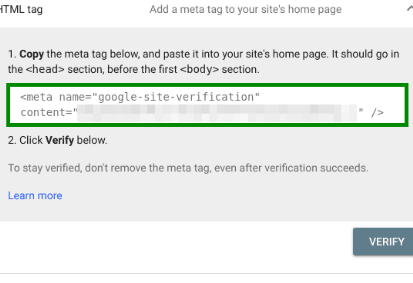 How to submit your site to Google Search Console in 2019 11